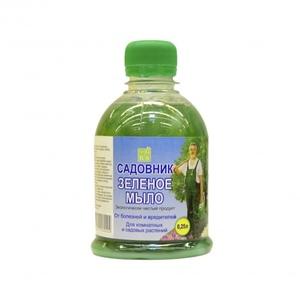 Описание зеленого мыла